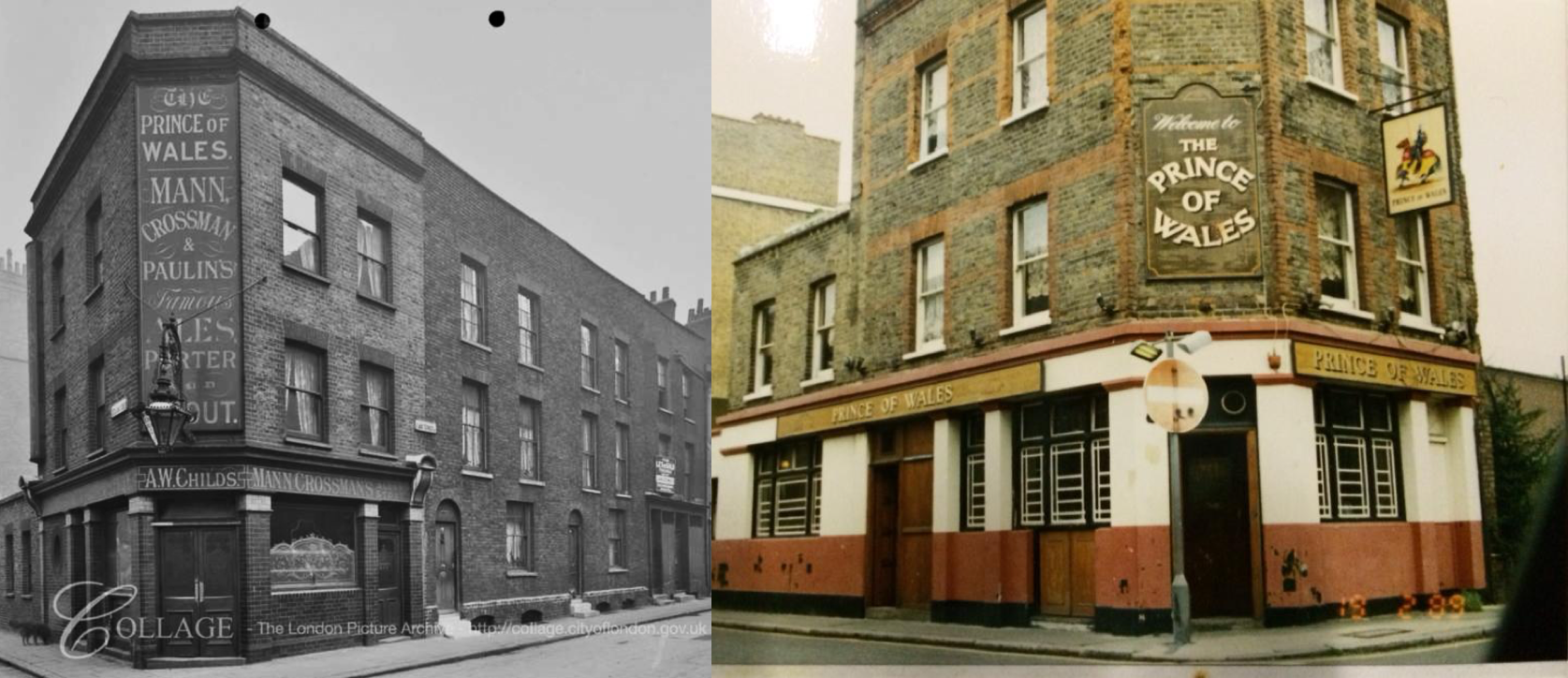 Lant Street, The Prince of Wales, was owned by Freddie Foreman in the 1960s & 1970s. X.png