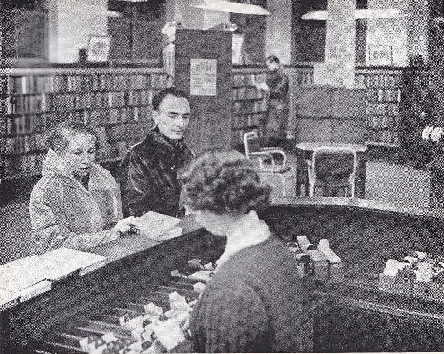 Bermondsey Library, Spa Road,1960..jpg