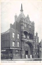 Bermondsey Street. Bermondsey Central Hall Methodist Church. Decima Street to the left..jpg