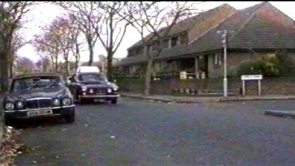 FILM Last of the Blonde Bombshells, 2000,The junction of Lynton Road and Camilla Road, Bermondsey. X.jpg