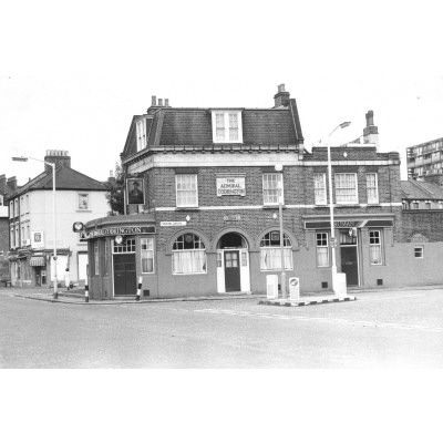 New Church Rd. Admiral Codrington Pub 1977. Closed and demolished now flats.jpg