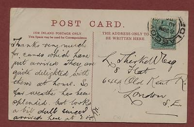OLD KENT ROAD,FRONT OF POST CARD..jpg