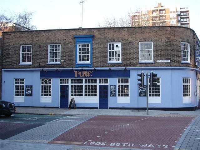 Borough High Street number 280, site of The Red Lion Pub in 2007.jpg
