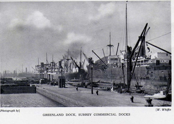 Greenland Dock,Rotherhithe..jpg