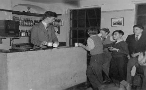Old Jamaica Road, Cambridge University Mission Youth Club Tuck Shop..jpg