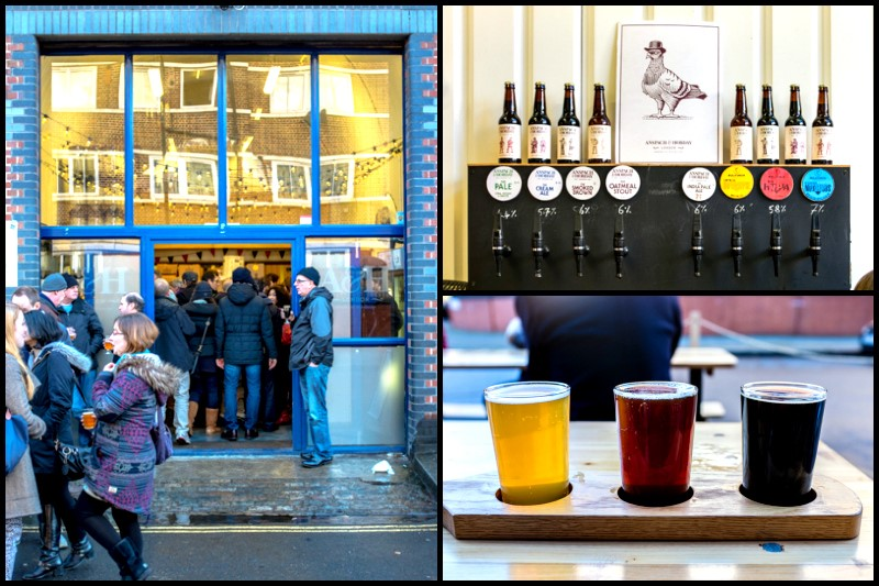 Druid Street, Anspach & Hobday-Bullfinch Brewery, Opened in 2014.jpg