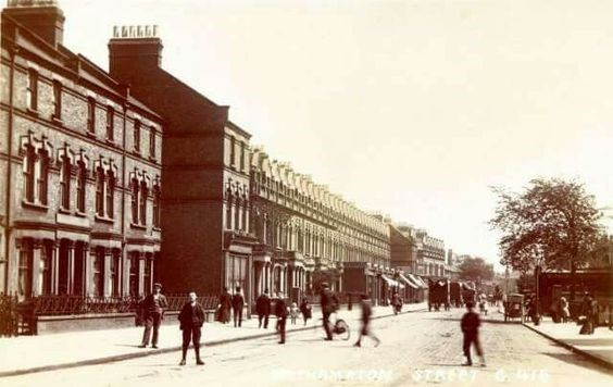 Southampton Way, Camberwell c1905. Was once called  Southampton Street..jpg