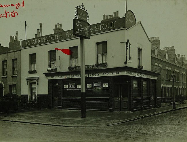 Lady Franklin Pub, 86 Albany Road, Camberwell SE5 - in 1931.jpg