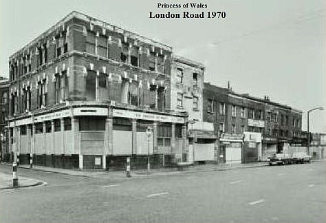 Princess of Wales, 45 & 46 London Road, Southwark - in 1970.jpg