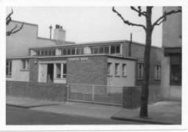 St James Road, Bermondsey Gospel Hall, opened in 1957..jpg