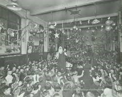 Laxon Street School Christmas party. Between Crosby Row & Lockyer St  Long Lane.jpg