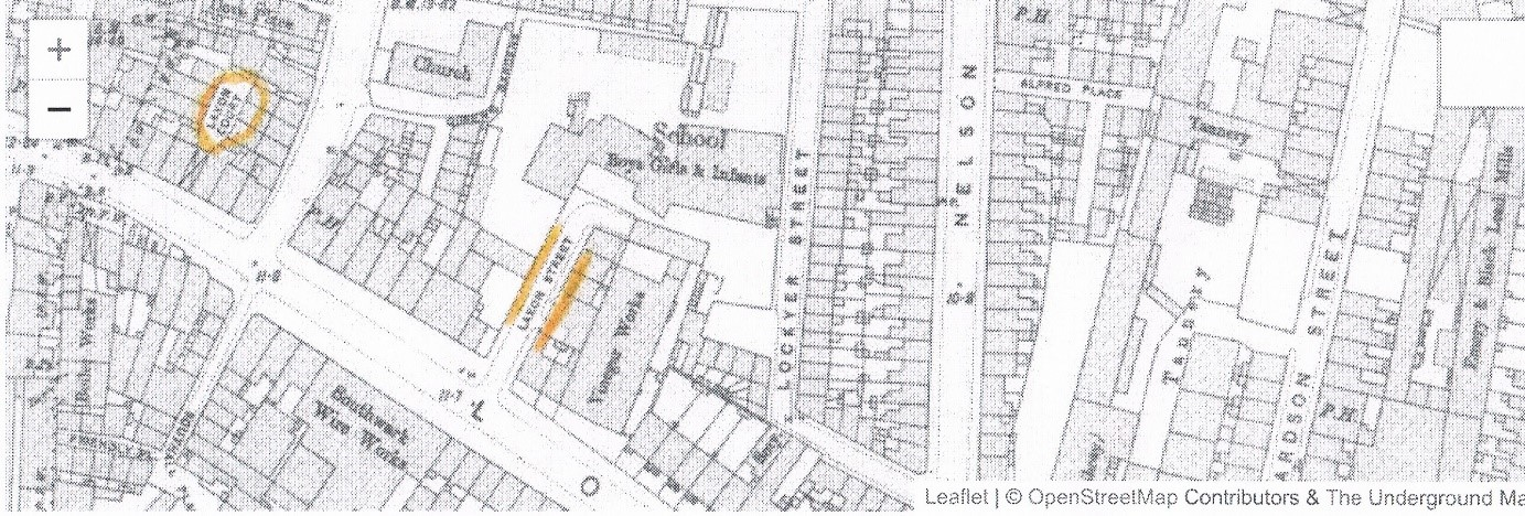 MAP LONG LANE 1900s.jpg