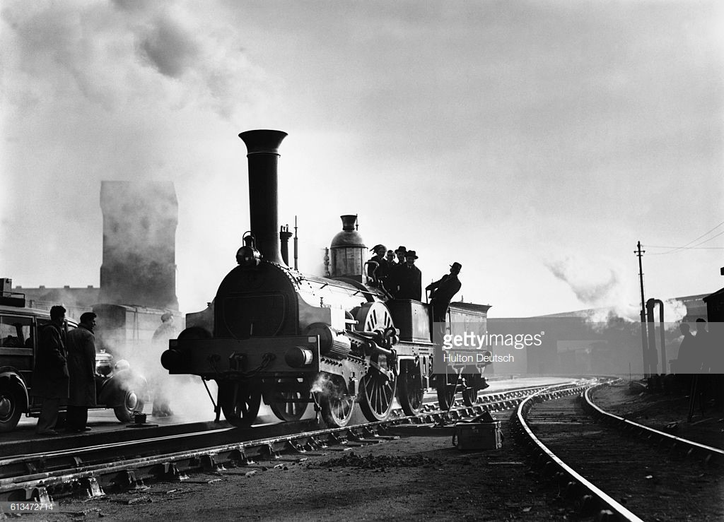 Bricklayers Arms The passenger locomotive was constructed in 1840 for the French Railways,came from France for the Festival of Britain..jpg