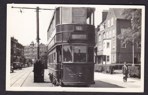 Old Kent Rd c1950s route 46.jpg