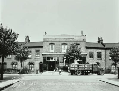The Yeoman Public House, Chilton Street, now Chilton Grove, destroyed in an air raid  2.jpg