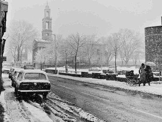 Wells Way in Thick Snow 1975 2.jpg