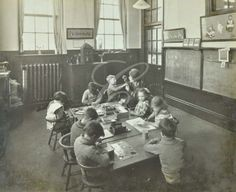 Old Kent Road School for the Deaf children..jpg