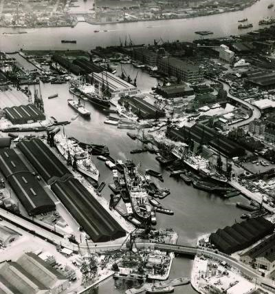 Greenland Dock from the air..jpg