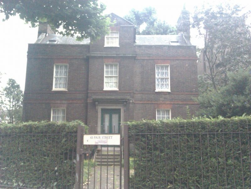 FAIR STREET, Formerly Listed as No.10 St John's Vicarage.jpg