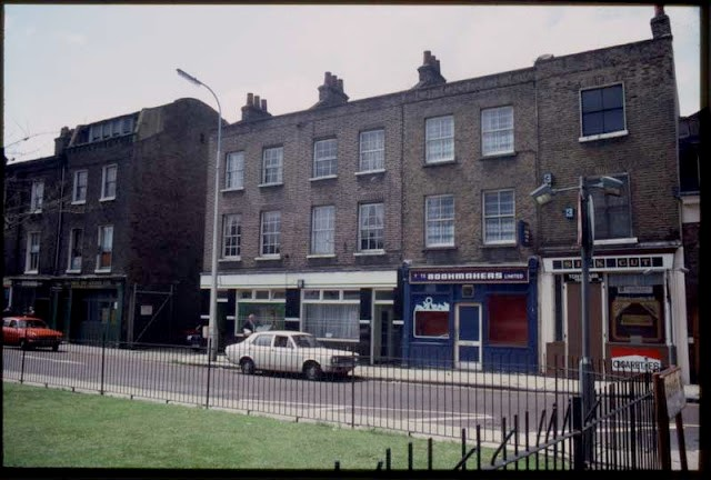 Bermondsey St. from what was the Midland Bank, just visible on the right, to what was 3 Day Printers on the left..jpg