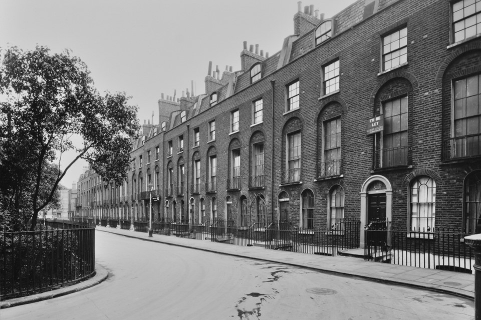 Nelson Square, East side. 1940..jpg