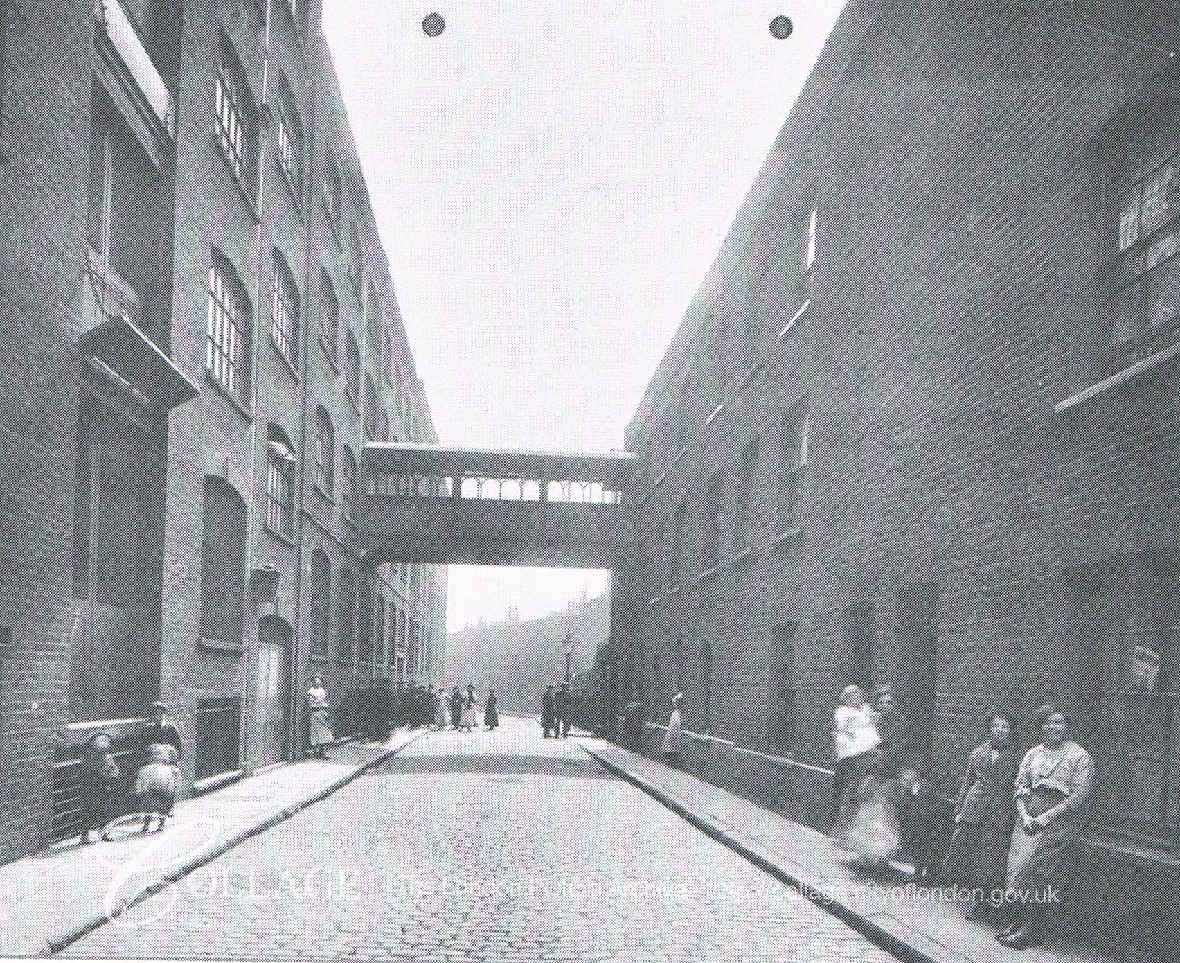 Staple Street,Pinks Factory c1915. X.jpg