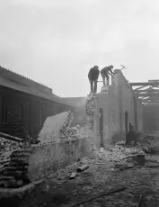 Bricklayers Arms Goods Station, 5 January 1932.  X.png