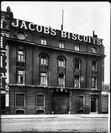W R Jacob And Company (Liverpool) Limited, Dockhead, Bermondsey, 1923. X.png