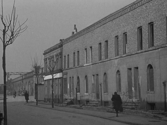 Blue Anchor Lane Bermondsey In 1940.   X.jpg