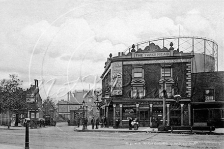 OLD KENT ROAD. THE TURKS HEAD.   X.png