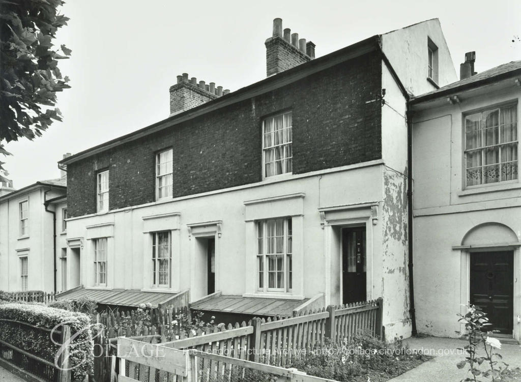 Canal Grove, Old Kent Road,1971.   X.png