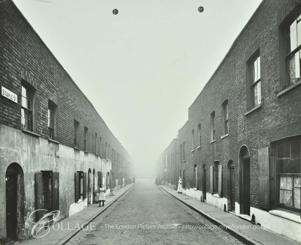 Staple Street, Tabard Estate c1913.   X.png