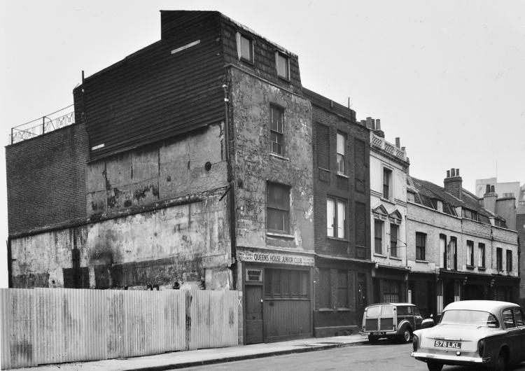Rotherhithe Street No.47-59, c1964, shortly before demolition.  X.png