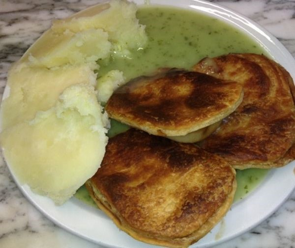 Tower Bridge Road,Manze's Pie & Mash.   X.jpg