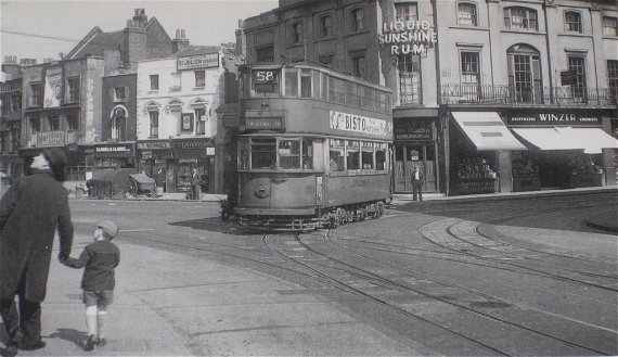 58 Tram at Greenwich Church.jpg