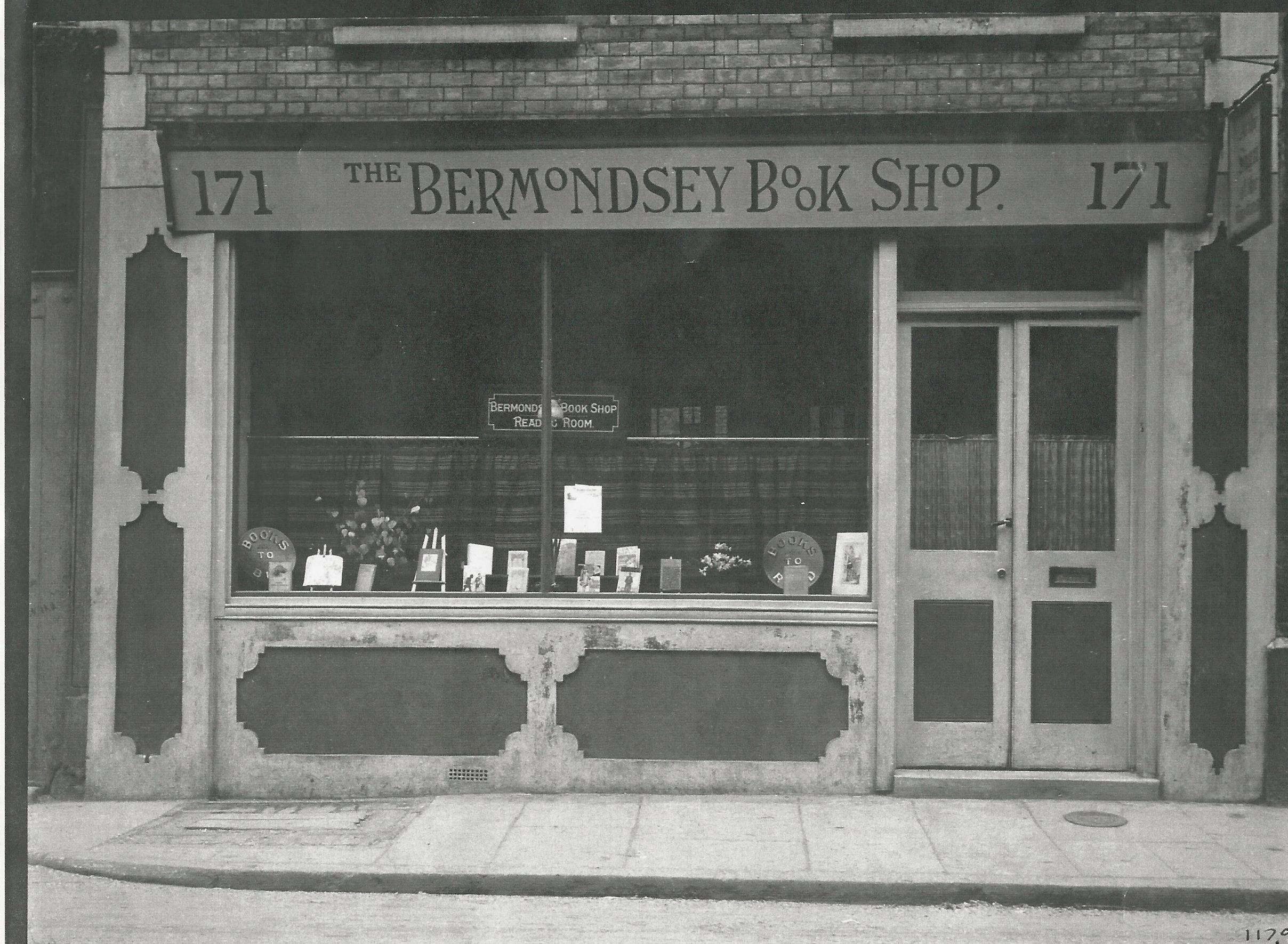Bermondsey Street,The Bermondsey Book Shop.   X.png