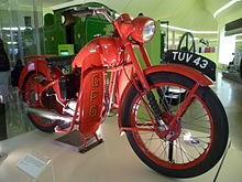 GPO telegram messenger bike.jpg