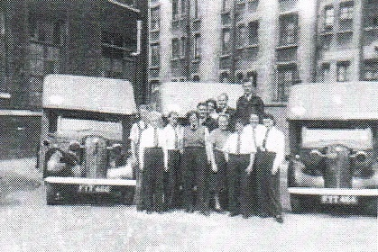 Voluntary Aid Detachment,Tower Bridge Road,Bermondsey,1940s..jpg