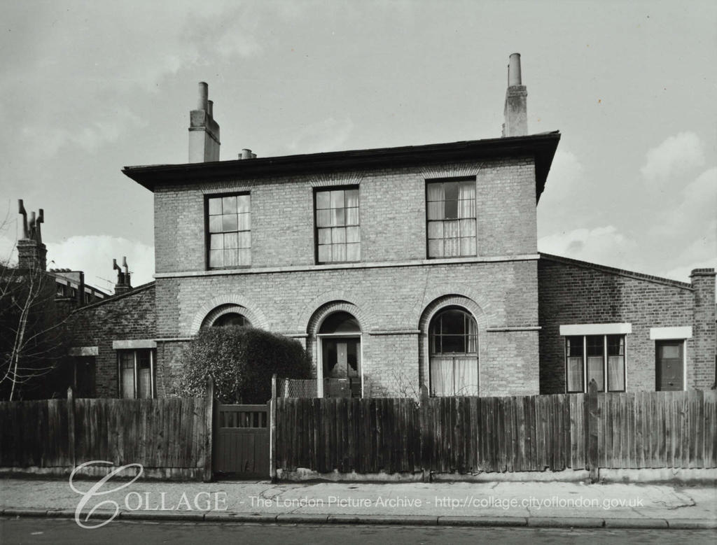 Cottage Green,Collingwood House,Camberwell c1964.  X.png