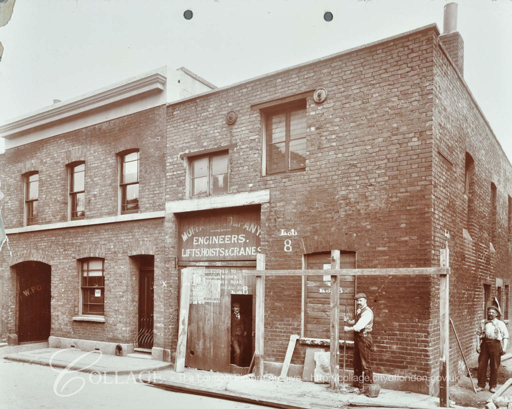 Rushworth Street formally 32-34 Green Street,Blackfriars. c1907.  X.png