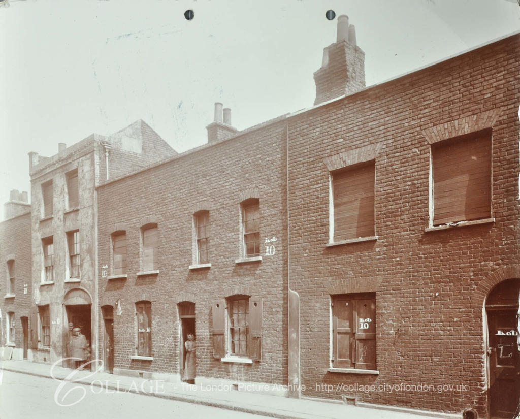 Rushworth Street formally 52-55 Green Street,Blackfriars. c1907.  X.png