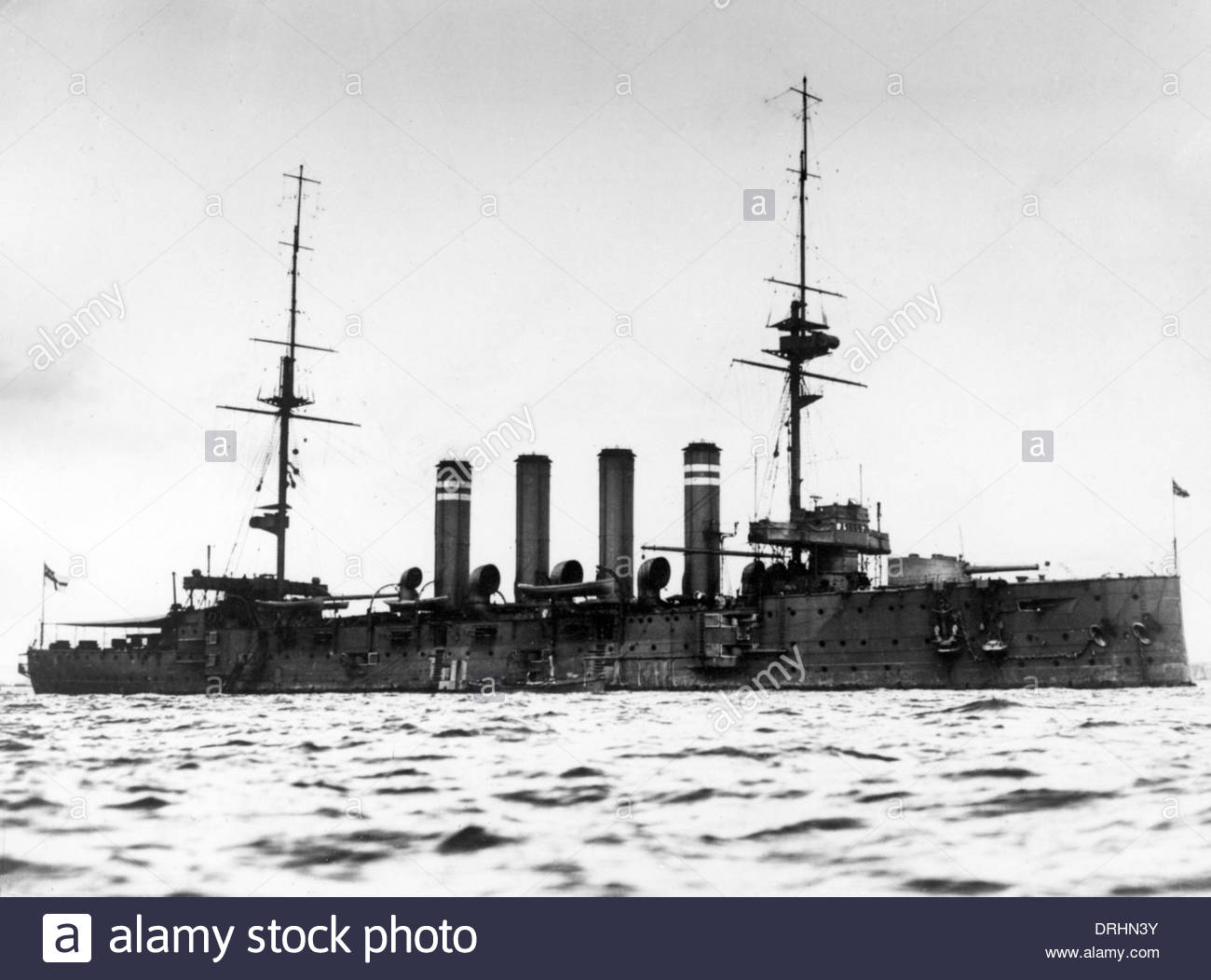 HMS Hogue was torpedo and sunk by U9 on 22-09-1914, with the loss of 375 lives.  X.png