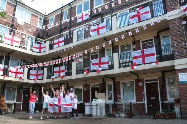 St Georges Day,the Wall Family, Kirby Estate,2015..jpg