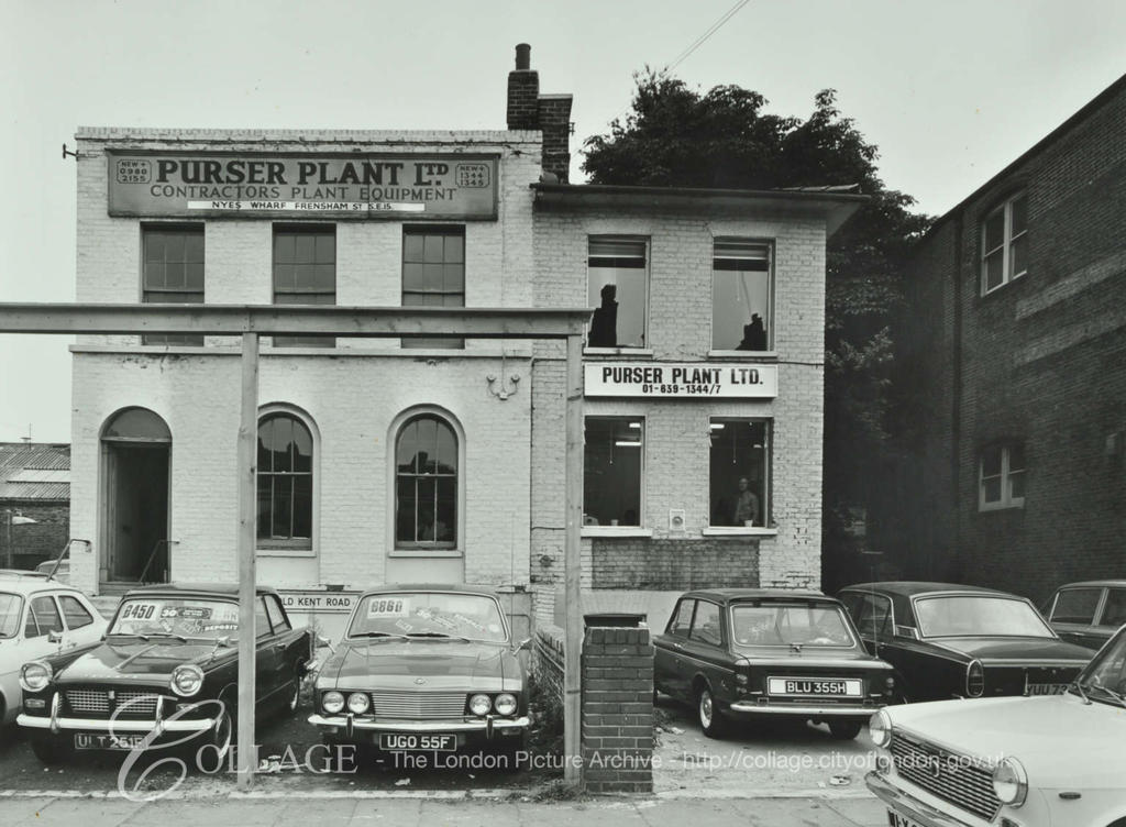 Old Kent Road,c1971,Nos.633-635.  X.png
