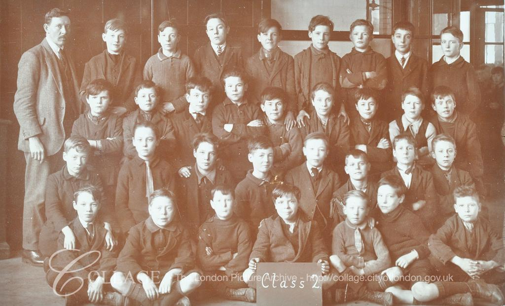 Westcott Street School (later Chaucer School),  X.png