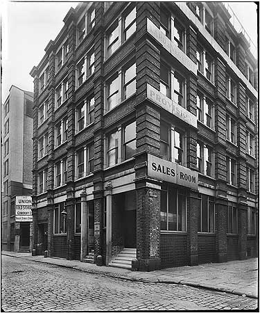 Tooley Street, c1921. Armour And Company, Premises Adjoining Green Bank.  X.png