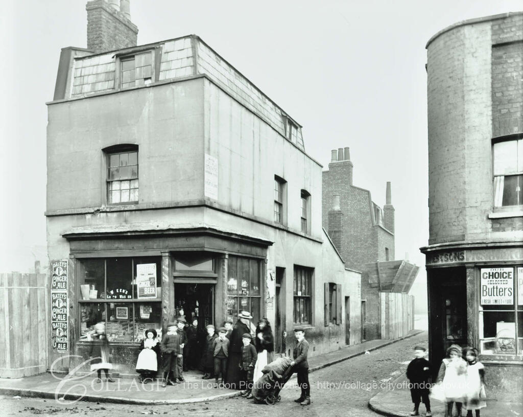 Lovatt Place,Rotherhithe, c1904.  X.png