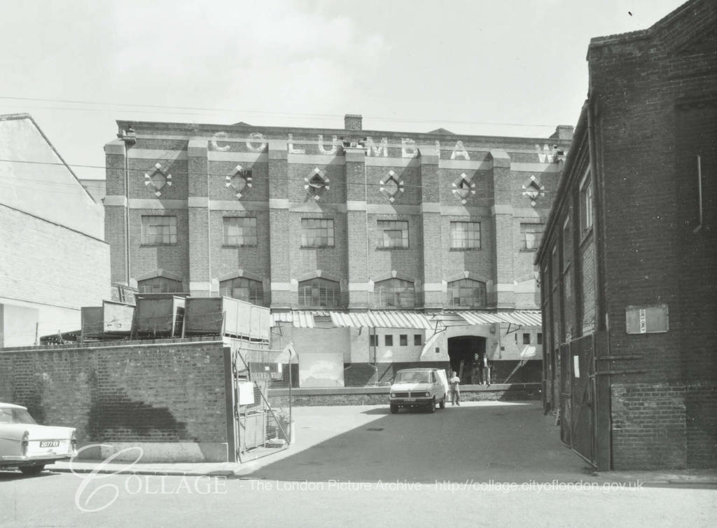Rotherhithe Street, Bermondsey 1979, Columbia Wharf.  X.png