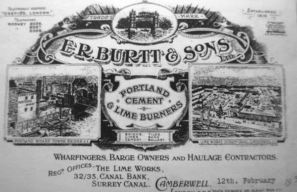 Albany Road. E.R Burtt & Sons,32-35 Canal Bank.  X.png