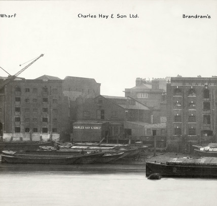 ROTHERHITHE STREET, Hay and Sons Ltd.  X.png